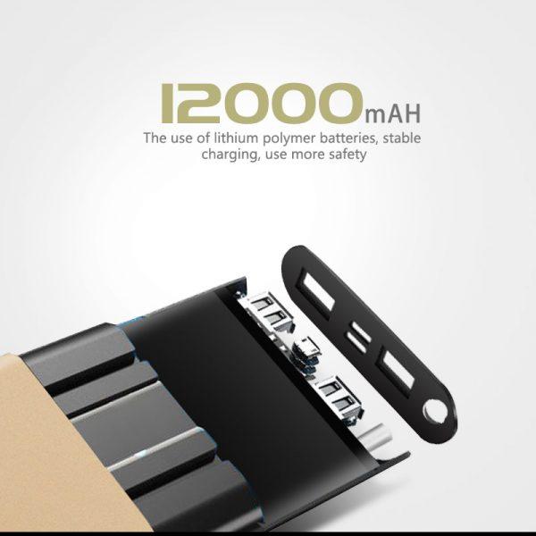 Power Bank S12 12000mAh