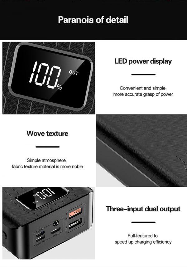 Power Bank BASICS Z30 30000mAh
