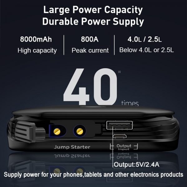 Power Bank Baseus CRJS01 8000mAh