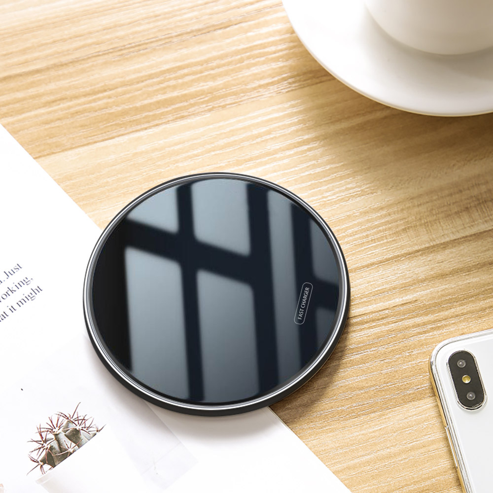 Universal Round Wireless Charger