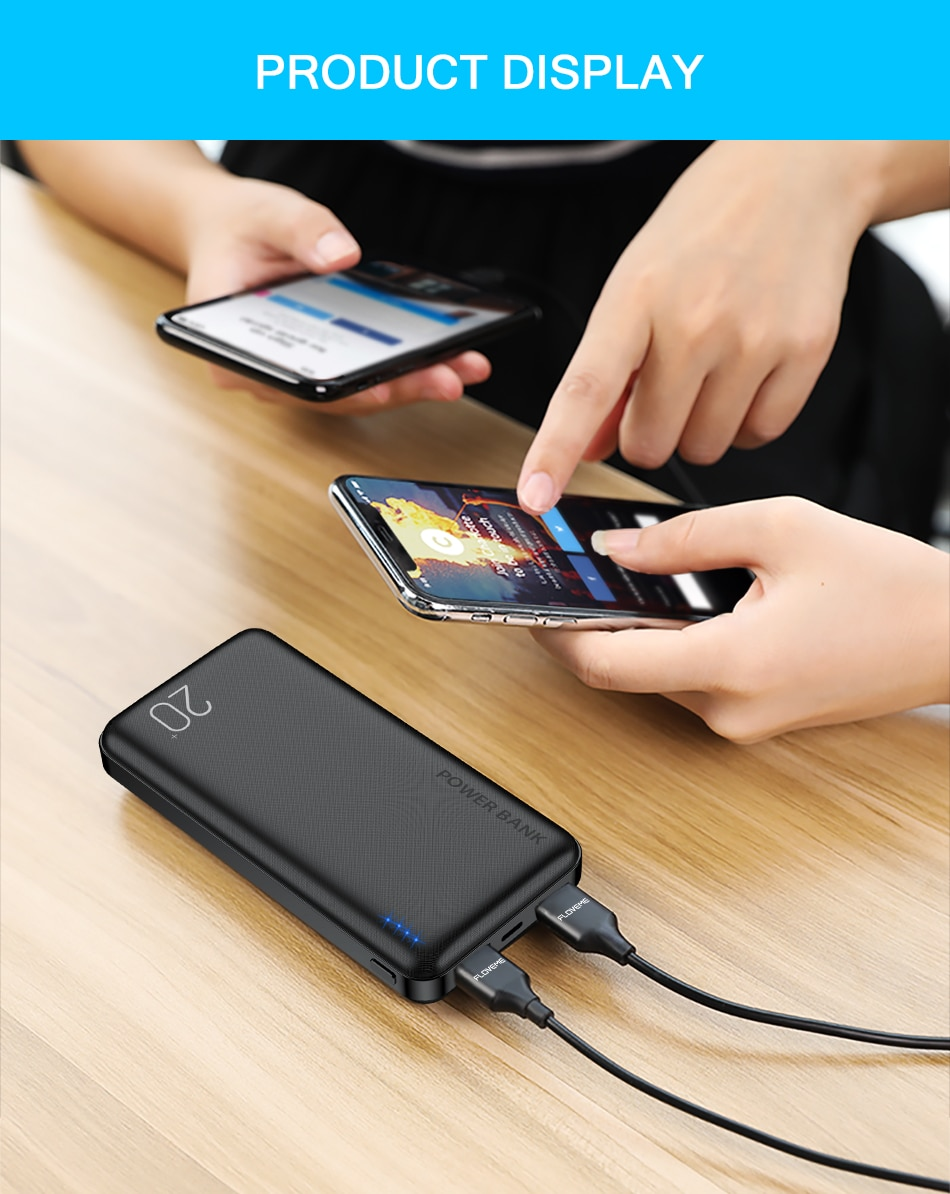 Portable Small Power Bank