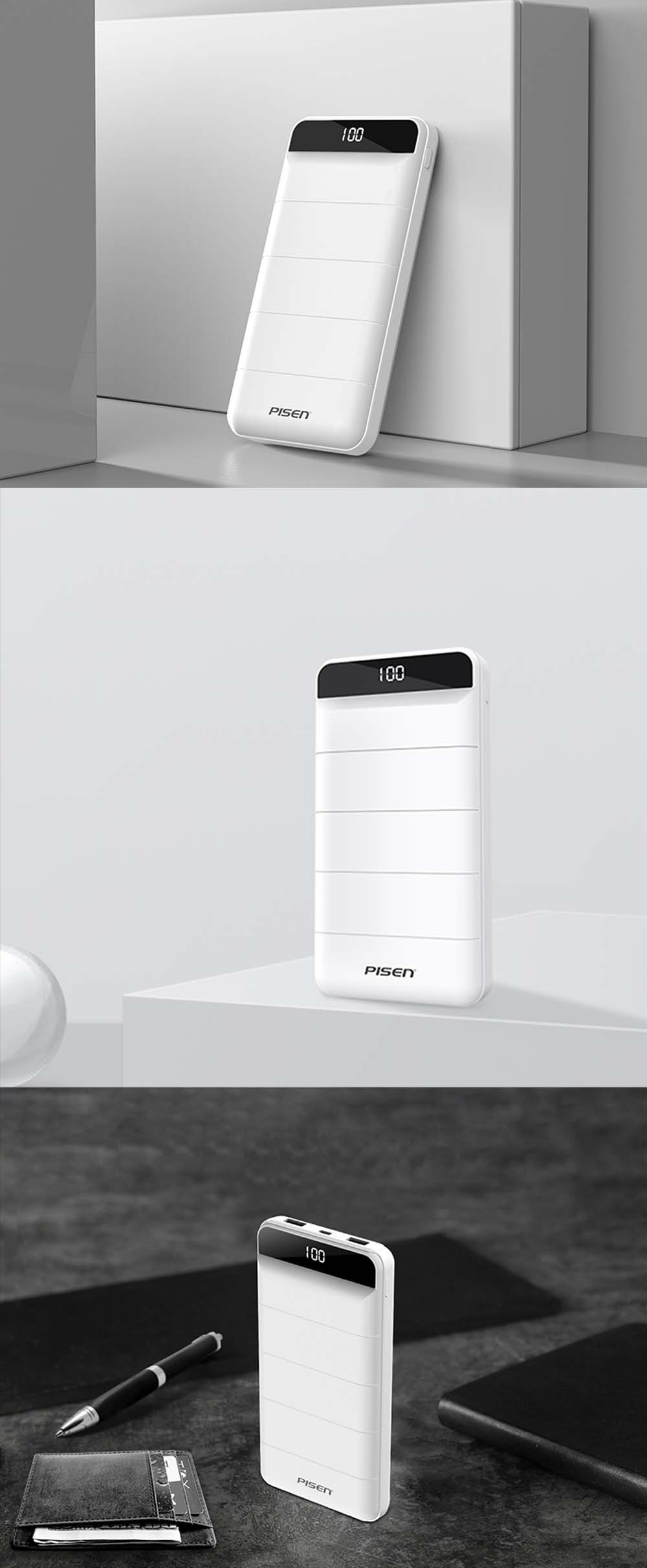 Portable 20000 mAh Power Bank