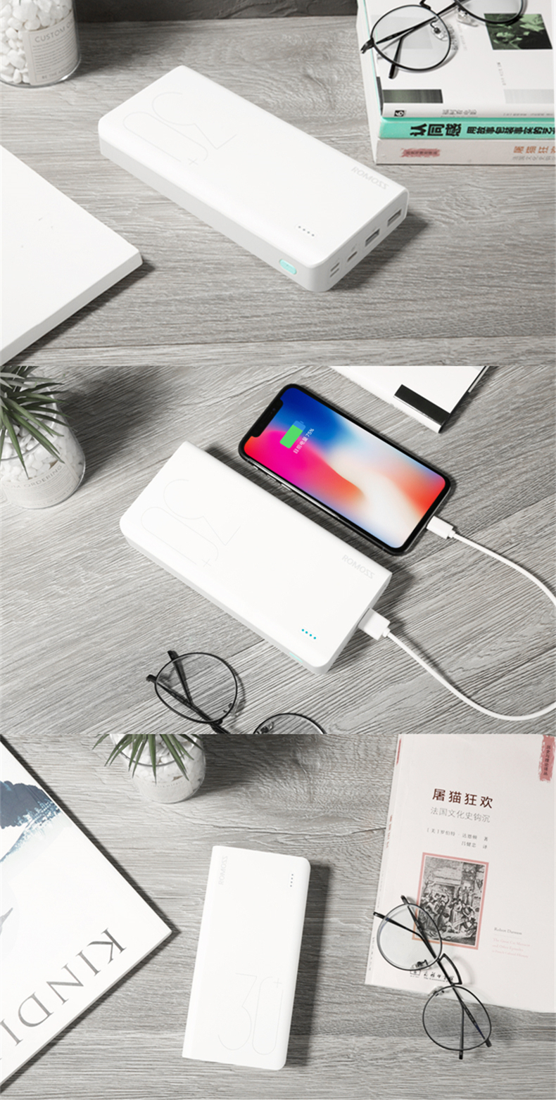 30000 mAh External Battery